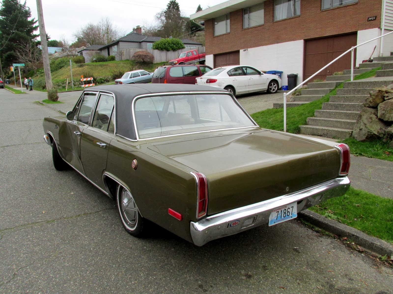 1970 Plymouth Valiant 2